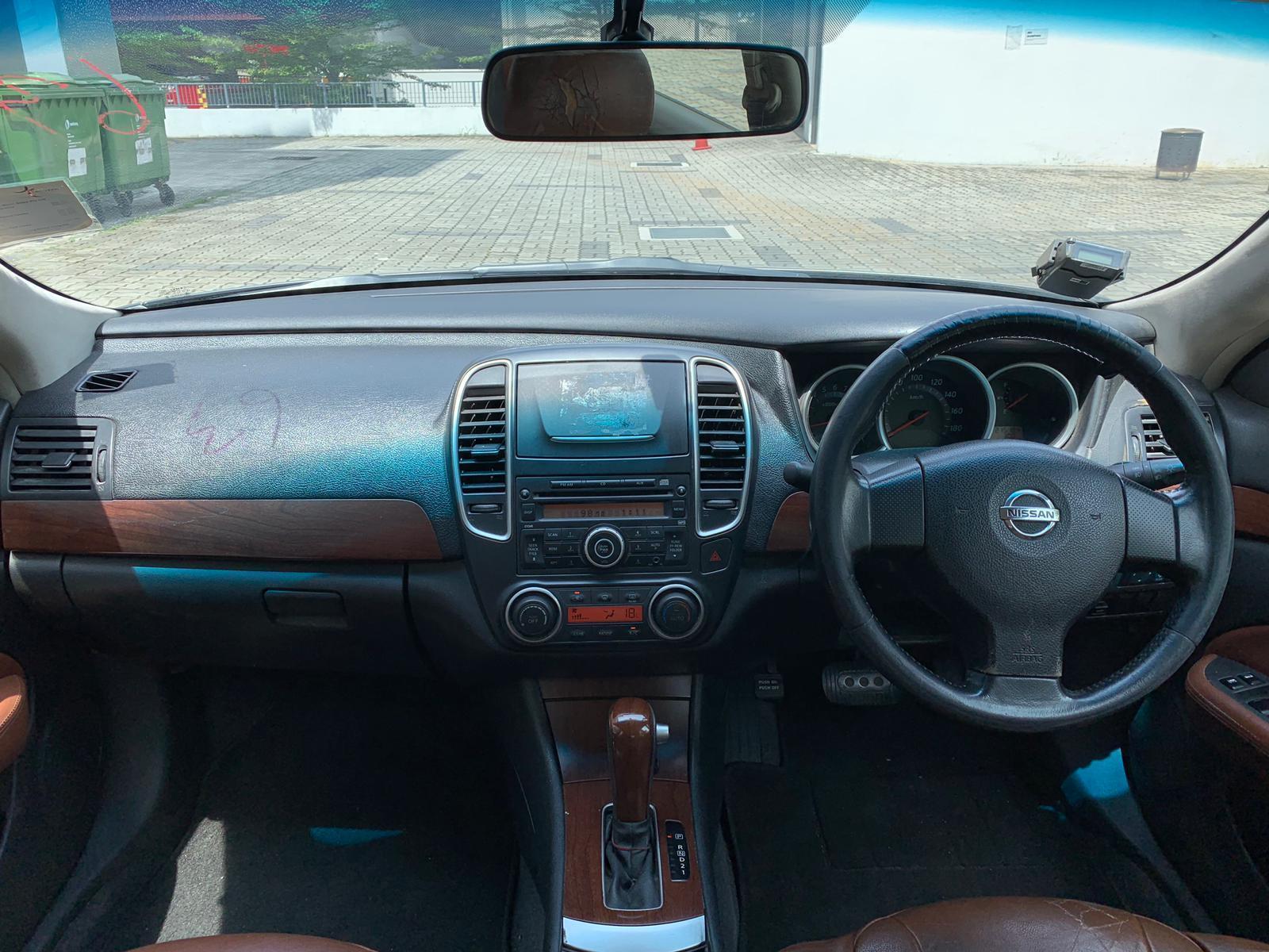 Nissan Sylphy 1.5A • Grab Gojek Ryde Tada & Non PHV Car Rental