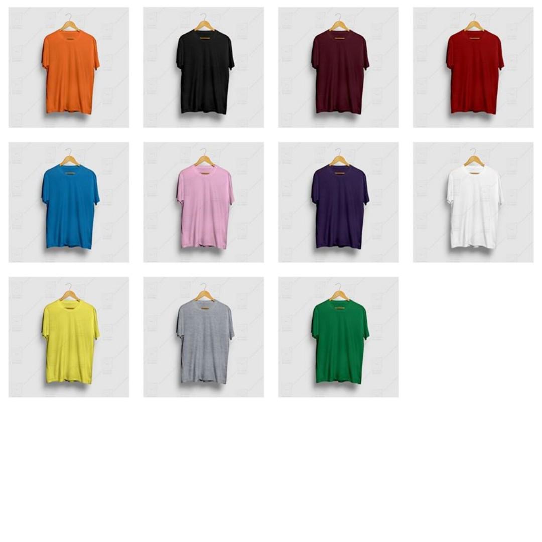 Print your own Tshirt design, No MOQ!