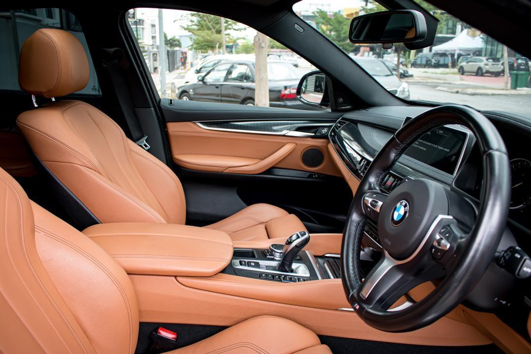 SEWA BELI>>BMW X6 3.0 M-SPORT BAVARIAN LOCAL SPEC TWIN POWER TURBO 360HP+ 2015
