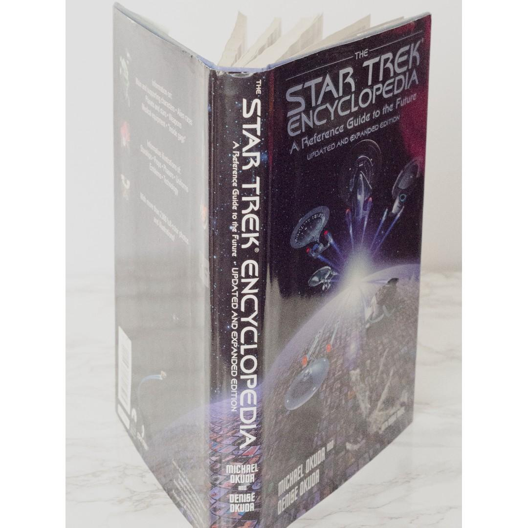 Star Trek Encyclopedia Updated and Expanded Edition