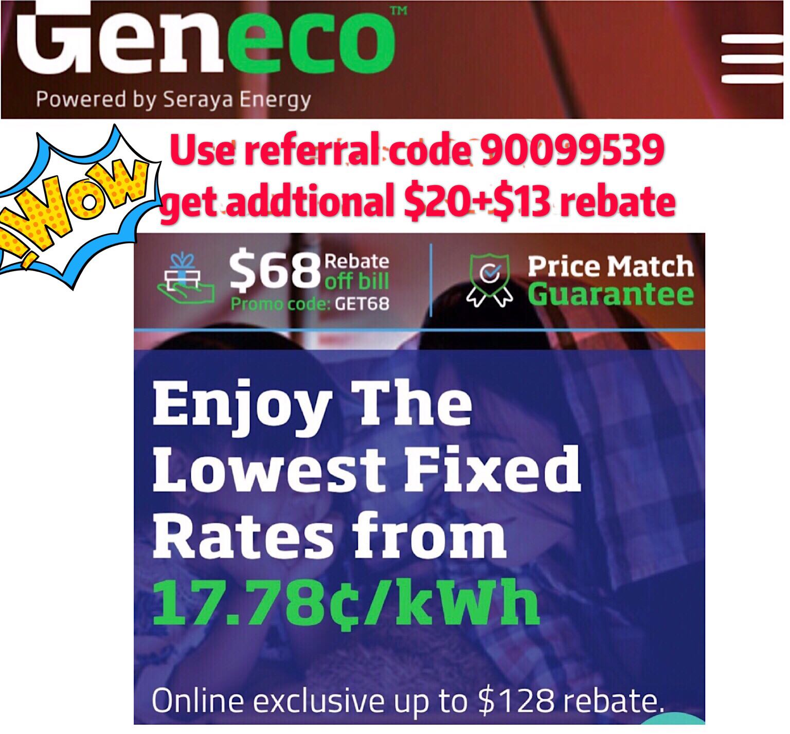 The best rebate of geneco, Entertainment, Gift Cards