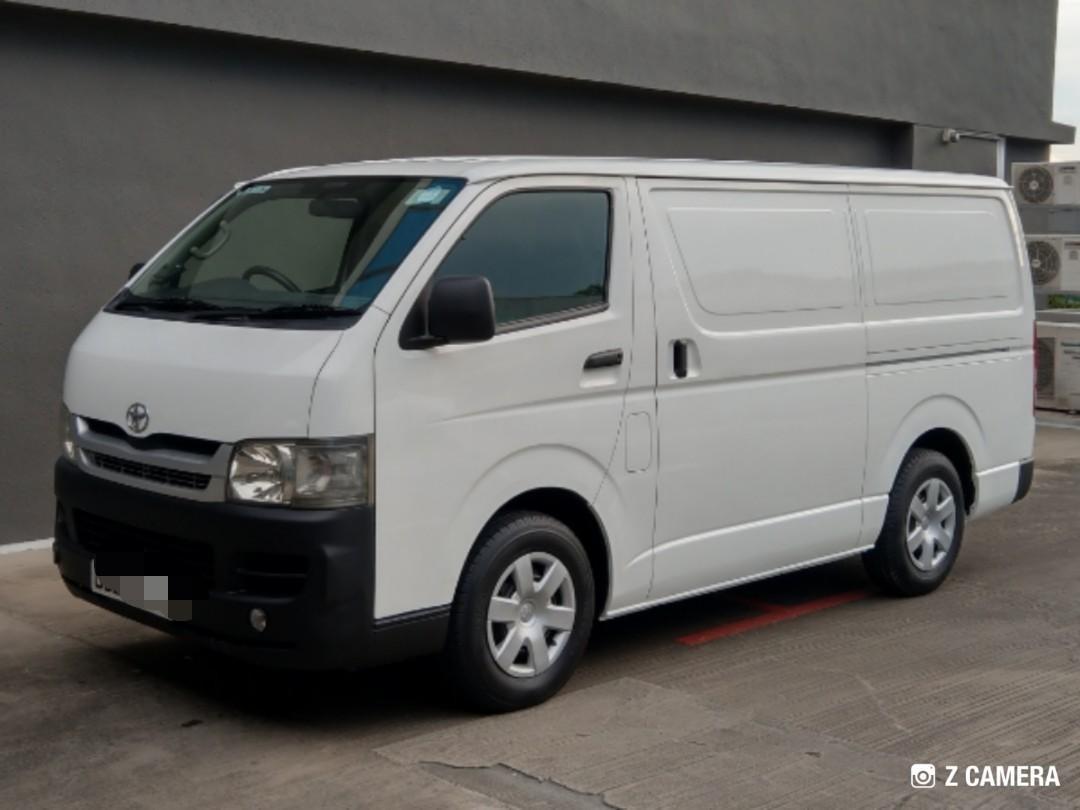 Toyota Hiace 3.0 Auto Diesel 4 Doors