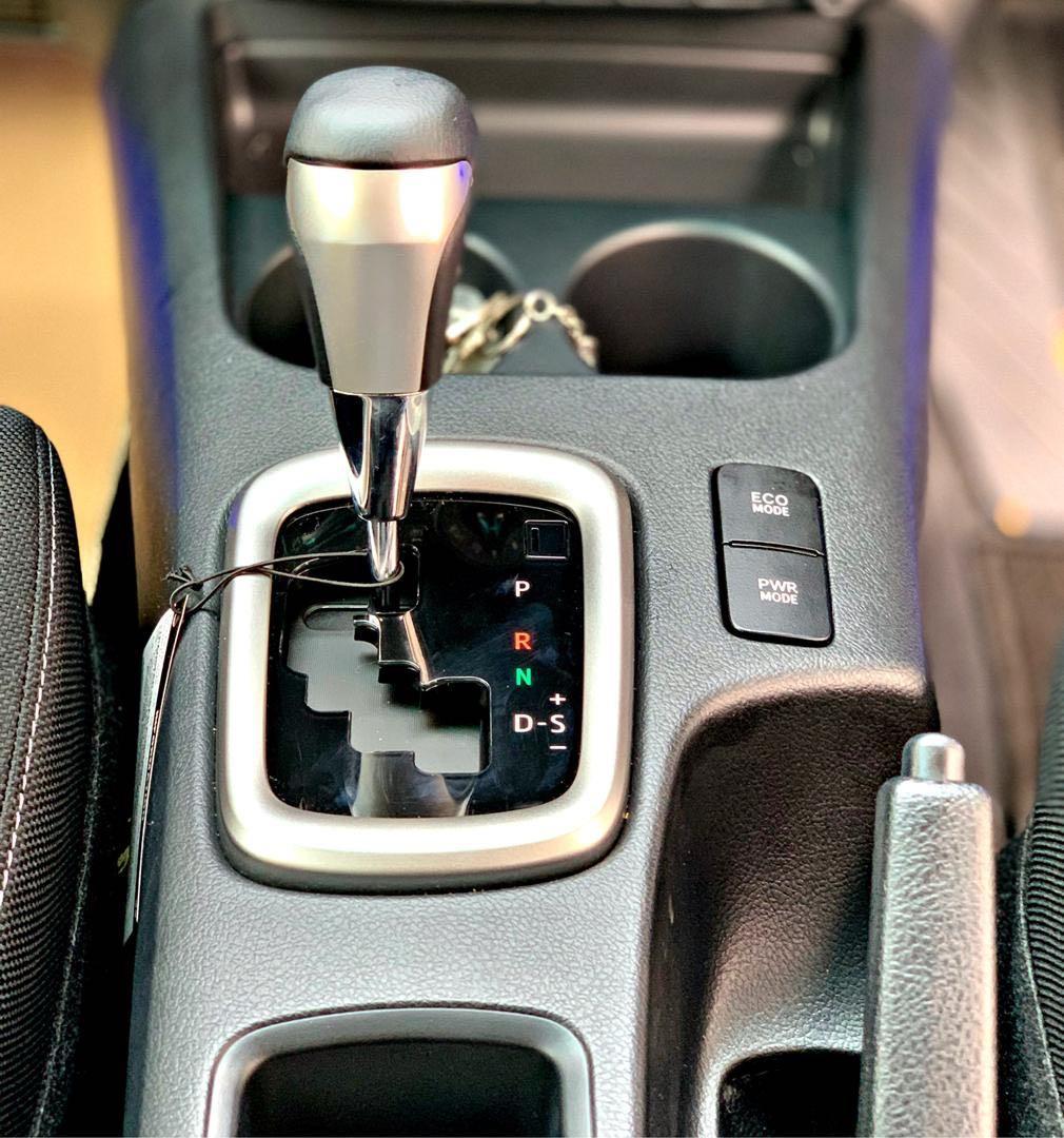 TOYOTA HILUX REVO 2.4 AUTO  KOYAK PLASTIK G SPEC 2019