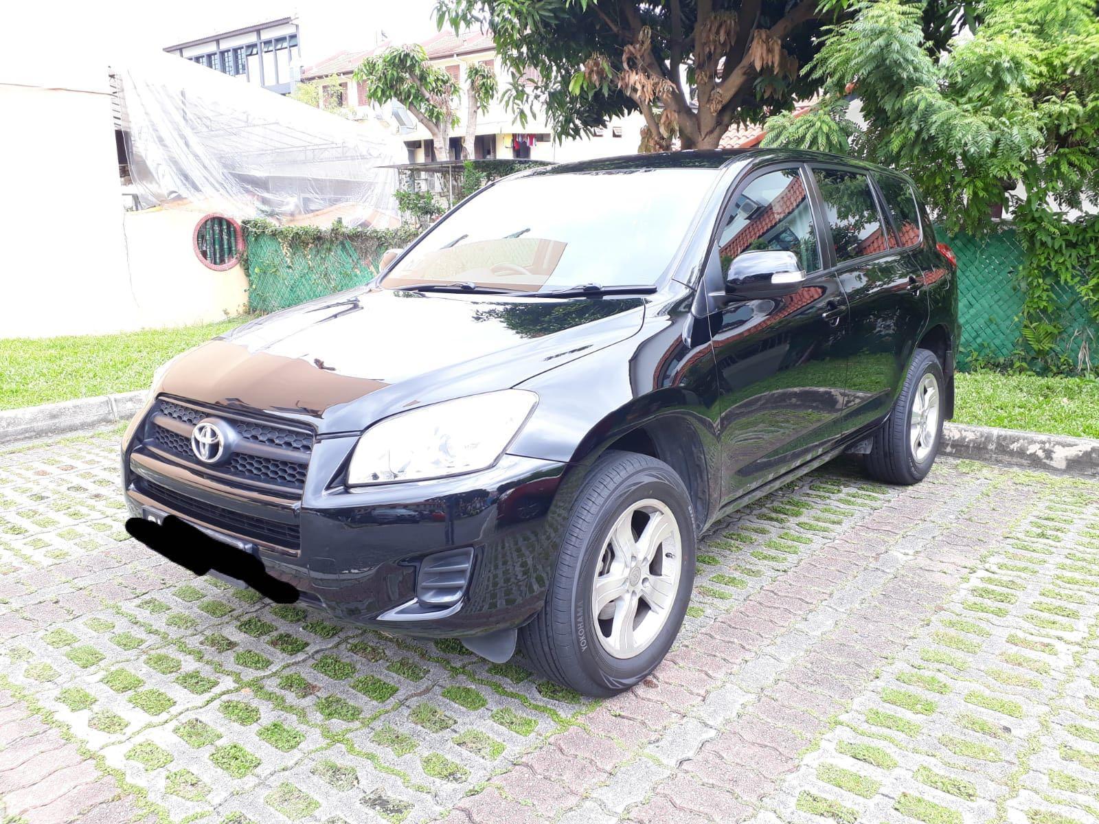 Toyota Rav4 for long term rental