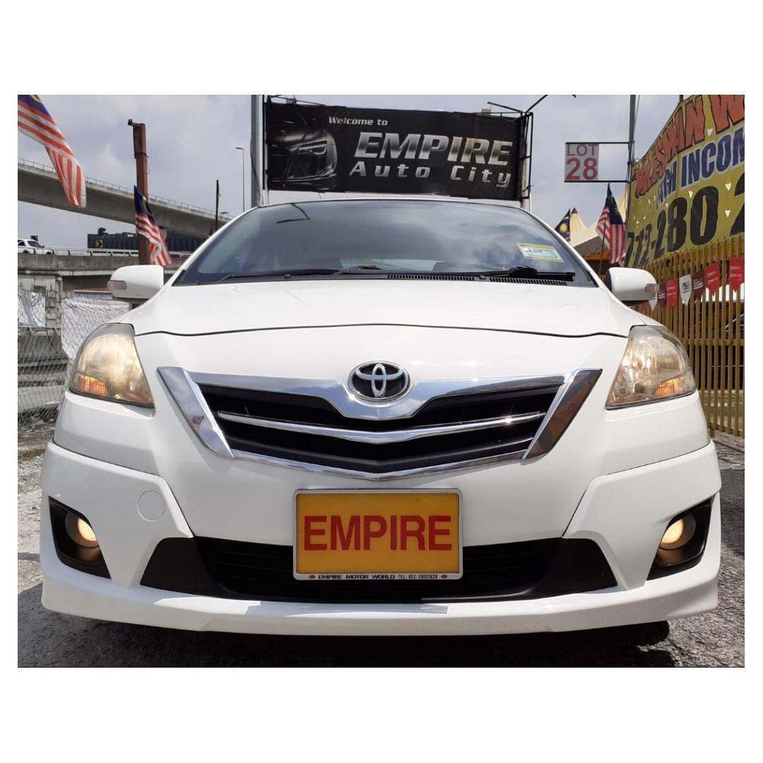 TOYOTA VIOS 1.5 (A) G-LIMITED SPECIAL EDITION !! VVT-I NEW FACELIFT !! FULL BODYKIT / FULL LEATHER SEATS !! MILEAGE DONE 79, 959 KM ONLY !! PREMIUM FULL HIGH SPECS !! ( WXX 8612 ) 1 CAREFUL OWNER !!