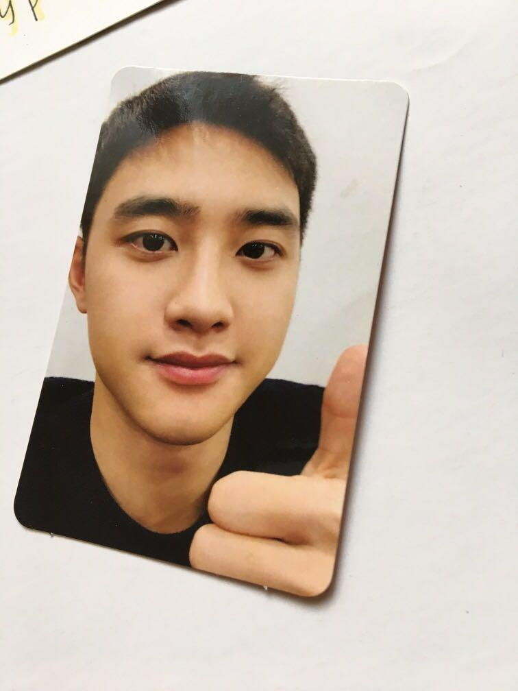 [WTS] Exo D.O Don't Mess Up My Tempo Vivace version photocard