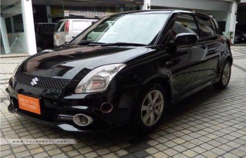 Suzuki Swift Car (manual) rental 5 days