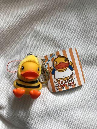 B. Duck keychain