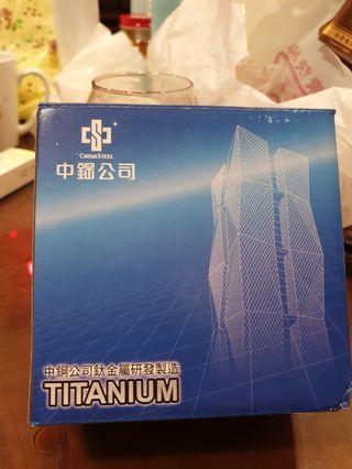 🚚 中鋼公司鈦碗460c.c.
