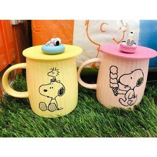 Peanuts Snoopy Forever Mug (Set of 2)