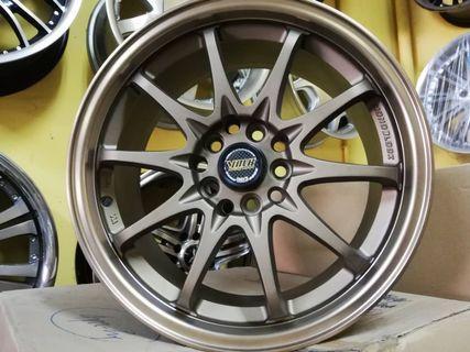Sport rim baru volk ce28 promosi 16inch 5x114.3