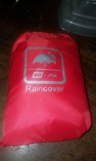 Rain cover Rei RED 60-70L