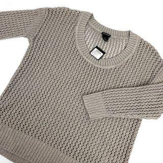 $150 CLUB MONACO Knit Sweater- Size Small NWT