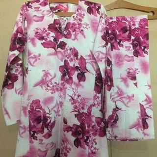 Baju Kurung Printed
