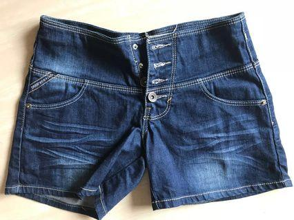 Shortpants jeans