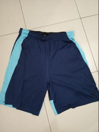 Nike Dry Fit Blue Short