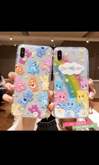 🚚 Carebear Cute Iphone Casing