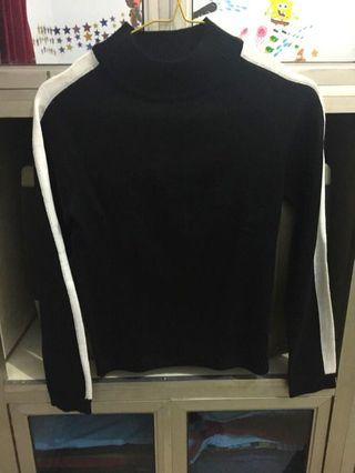 Colorbox highneck sweater