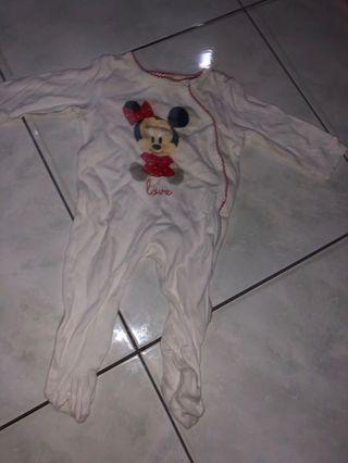 Baju bayi zippy