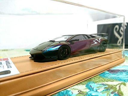 1:43 Resin Lamborghini Murcielago LP670-4 Super Voleco 2009【Andromedea/Limited Edition】