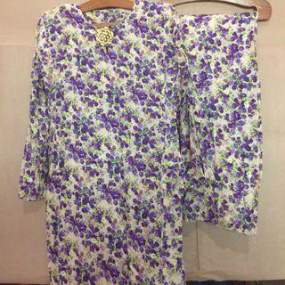 Baju Kurung Soft Cotton