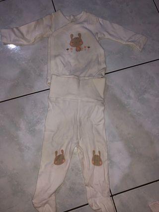Baju bayi lc waikiki