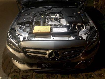 Mercedes C180 W205 Hurricane Air Filter