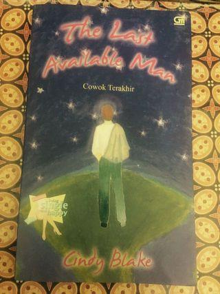 Buku novel by cindy blake