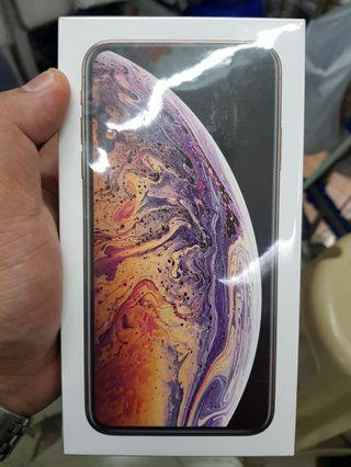 iPhone XS Max 64GB NTC Globe GOLD Brandnew (not activated)