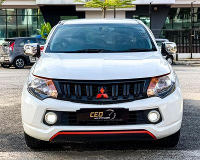 CONTINUE LOAN  MITSUBISHI TRITON QUEST 2.5CC (MANUAL) 4x2