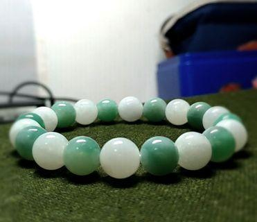 🚚 💎天然緬甸翡翠🔮設計款手珠