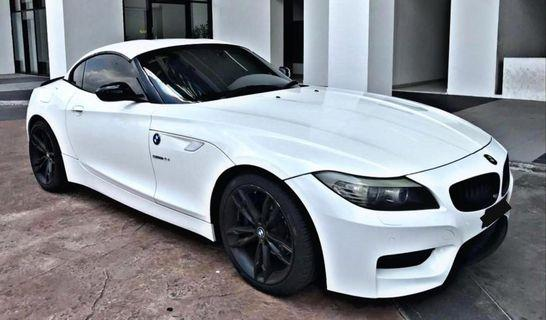 SAMBUNG BAYAR/CONTINUE LOAN   BMW Z4 SDRIVE23i