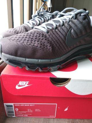 Nike Air Max Grey US 9