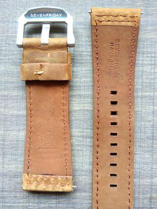 Selling Cheap! SEVEN FRIDAY LEATHER STRAP