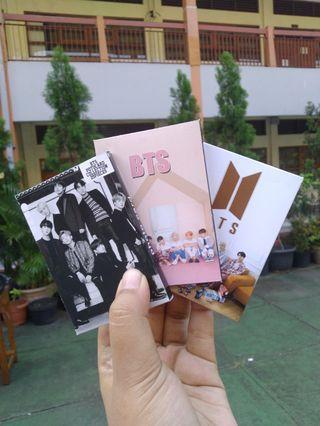 Photocard BTS unoff