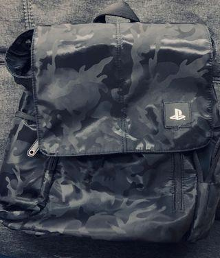 PlayStation camouflage backpack