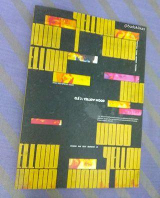 Stray Kids Clé 2: Yellow Wood Regular Edition Yellow Wood Version