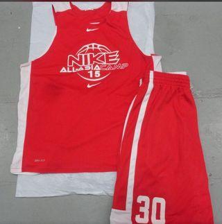 誠收 Nike 球衣
