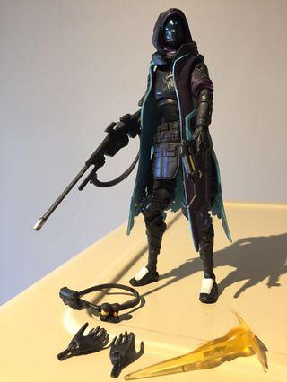 "6"" Overwatch Ultimate figure Ana Sniper"
