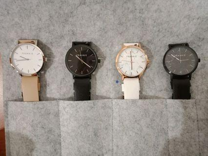 Frankie Leather Watches