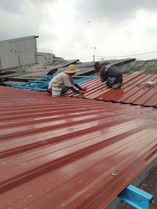 Kontraktor bumbung & atap