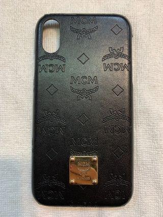🚚 MCM Iphone XR case (Inspired)