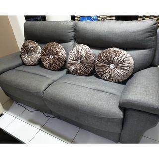 3 Seater Auto Electrical Recliner Sofa - Great Condition