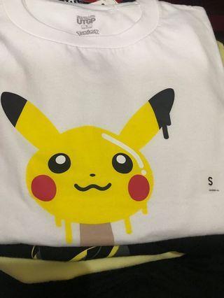 Uniqlo x pokemon ice cream size M