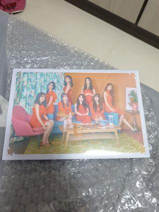 """🚚 [Seal In stock]Lovelyz 6th Mini Album """"Once Upon A Time"""""""