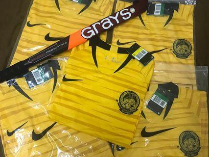 Malaysia Home Football Kit