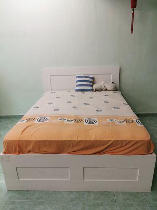 Queen Size Bed - Vono mattress