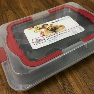 Muffin tray baking tray