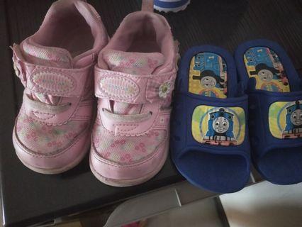 🚚 專櫃品牌鞋,兩雙100