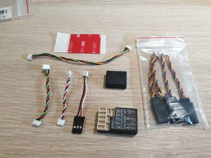 🚚 MSH MicroBrain Gyro for RC Helicopter